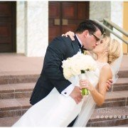 Houston Co-Cathedral of the Sacred Heart and Brennan's of Houston Wedding
