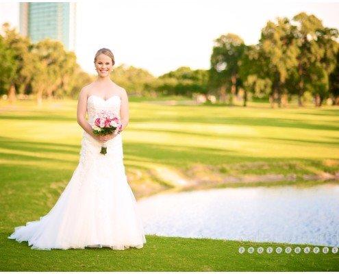 Gorgeous Houston Spring Bridal Portraits