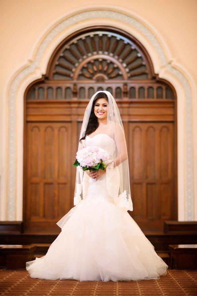 The Parador Bridal Portraits in Houston