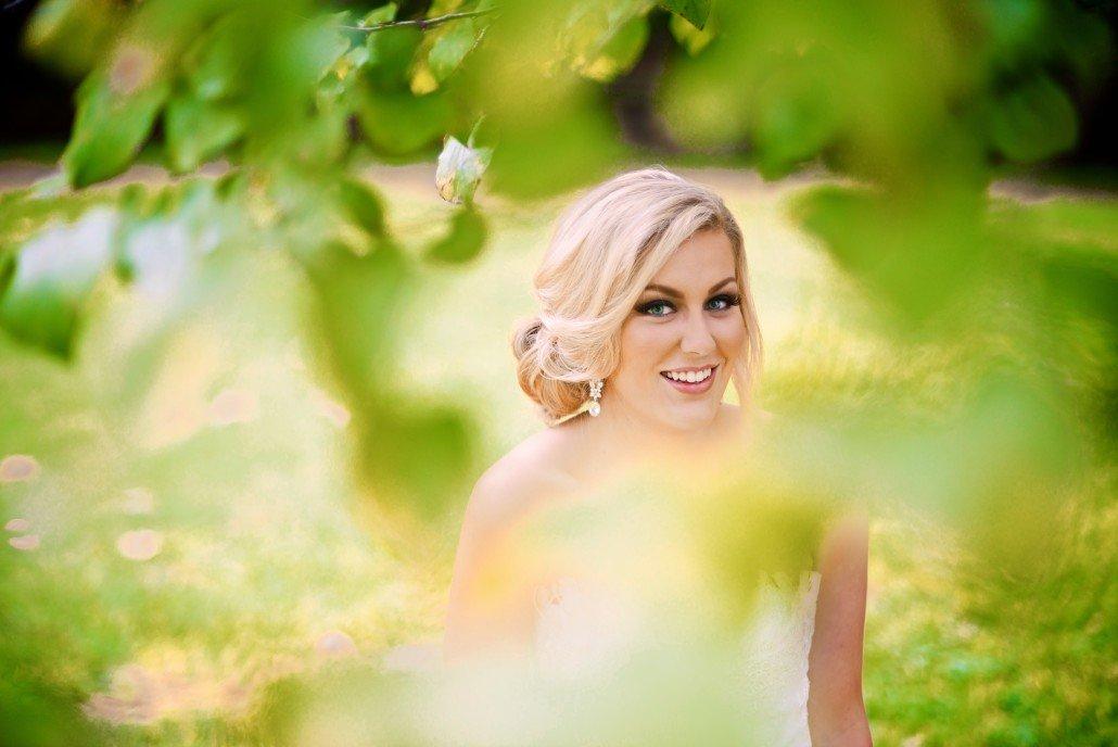 Bridal Photo Shoot by Nate Messarra