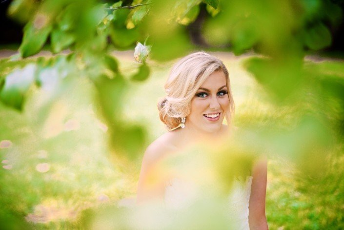 Bridal Photo Shoot by Nate Messarra