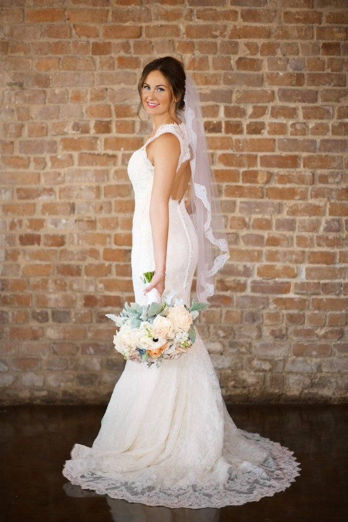 Bridal photography in Houston by Nate Messarra