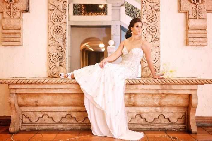 Las Velas Bridal Portraits