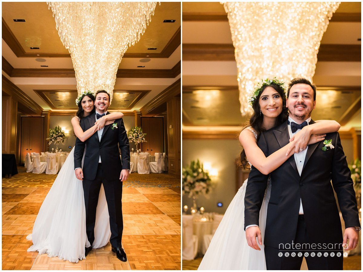 Houston Lebanese Wedding Ceremony and St Regis Houston Wedding Reception