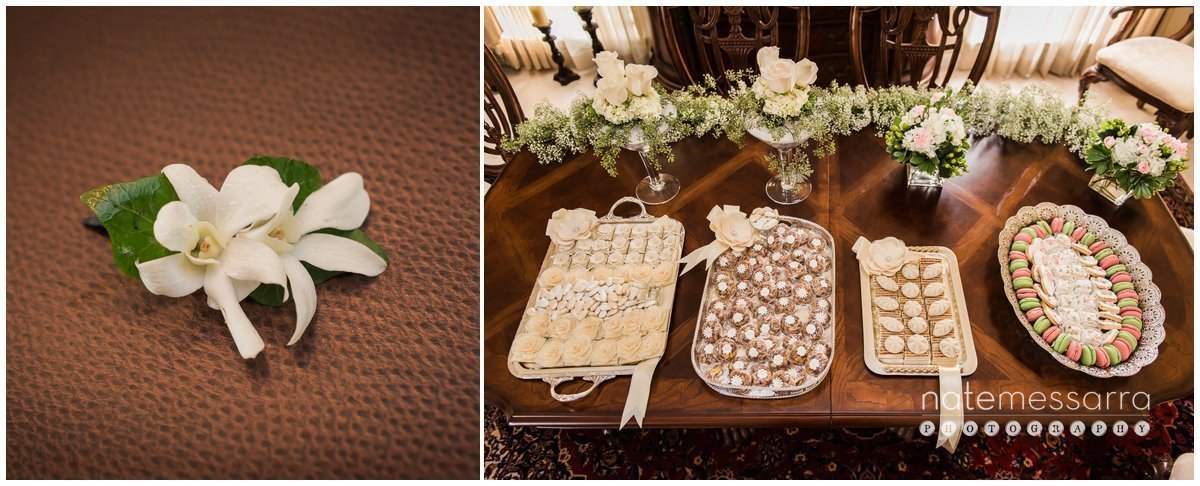 St Regis Houston Lebanese Wedding Details